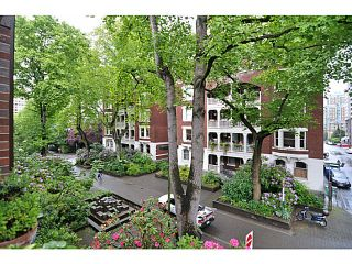 Photo 1: # 312 1230 HARO ST in Vancouver: West End VW Condo for sale (Vancouver West)  : MLS®# V1008580