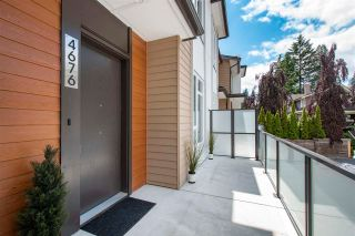 """Photo 3: 4676 CAPILANO Road in North Vancouver: Canyon Heights NV Townhouse for sale in """"Canyon North"""" : MLS®# R2591103"""