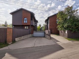 Photo 41: 03 8325 Rowland Road NW in Edmonton: Zone 19 Townhouse for sale : MLS®# E4241693