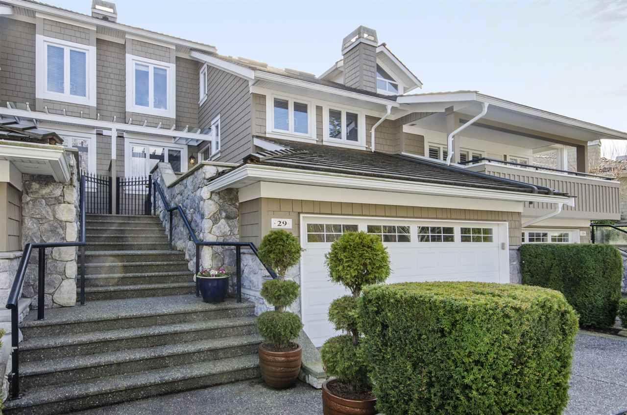 Main Photo: 29 3355 MORGAN CREEK WAY in Surrey: Morgan Creek Townhouse for sale (South Surrey White Rock)  : MLS®# R2513787