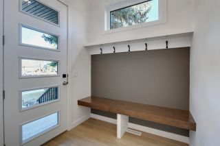 Photo 2: 8415 149 Street in Edmonton: Zone 10 House Half Duplex for sale : MLS®# E4227448