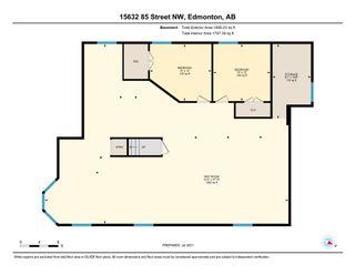 Photo 41: 15632 85 Street in Edmonton: Zone 28 House for sale : MLS®# E4253871