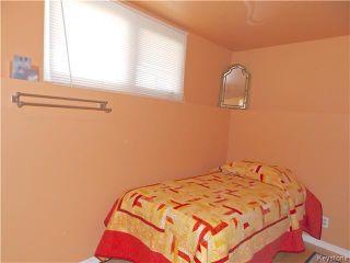 Photo 16: 60 Whitehall Boulevard in Winnipeg: Residential for sale : MLS®# 1610686