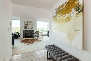Photo 2: 604 837 2 Avenue SW in Calgary: Eau Claire Apartment for sale : MLS®# C4268169