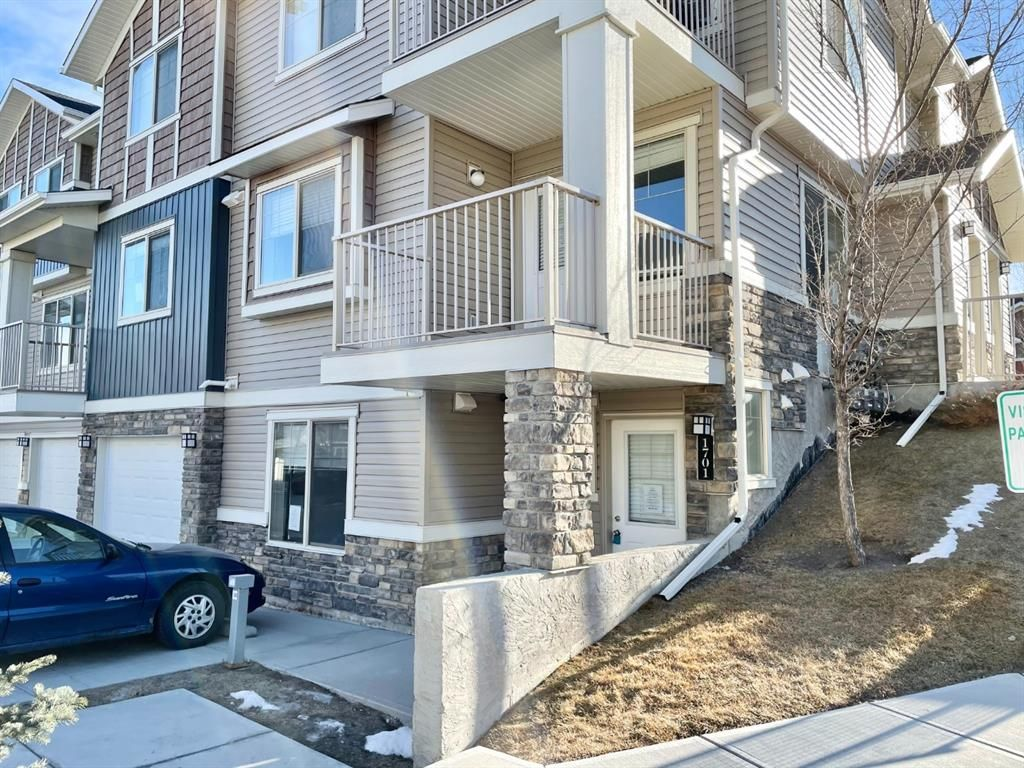 Main Photo: 1701 250 Sage Valley Road NW in Calgary: Sage Hill Row/Townhouse for sale : MLS®# A1069908