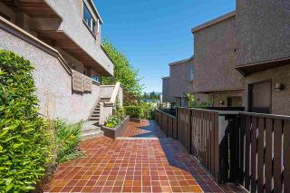 Photo 1: 50 870 W 7TH Avenue in Vancouver: Fairview VW Townhouse for sale (Vancouver West)  : MLS®# R2454998