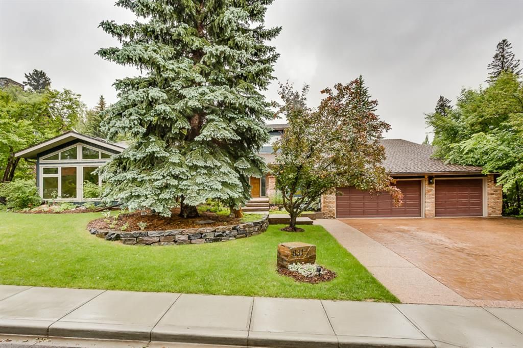 Photo 1: Photos: 831 PROSPECT Avenue SW in Calgary: Upper Mount Royal Detached for sale : MLS®# A1108724