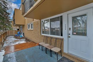 Photo 2: 104 607 69 Avenue SW in Calgary: Kingsland Apartment for sale : MLS®# A1088841