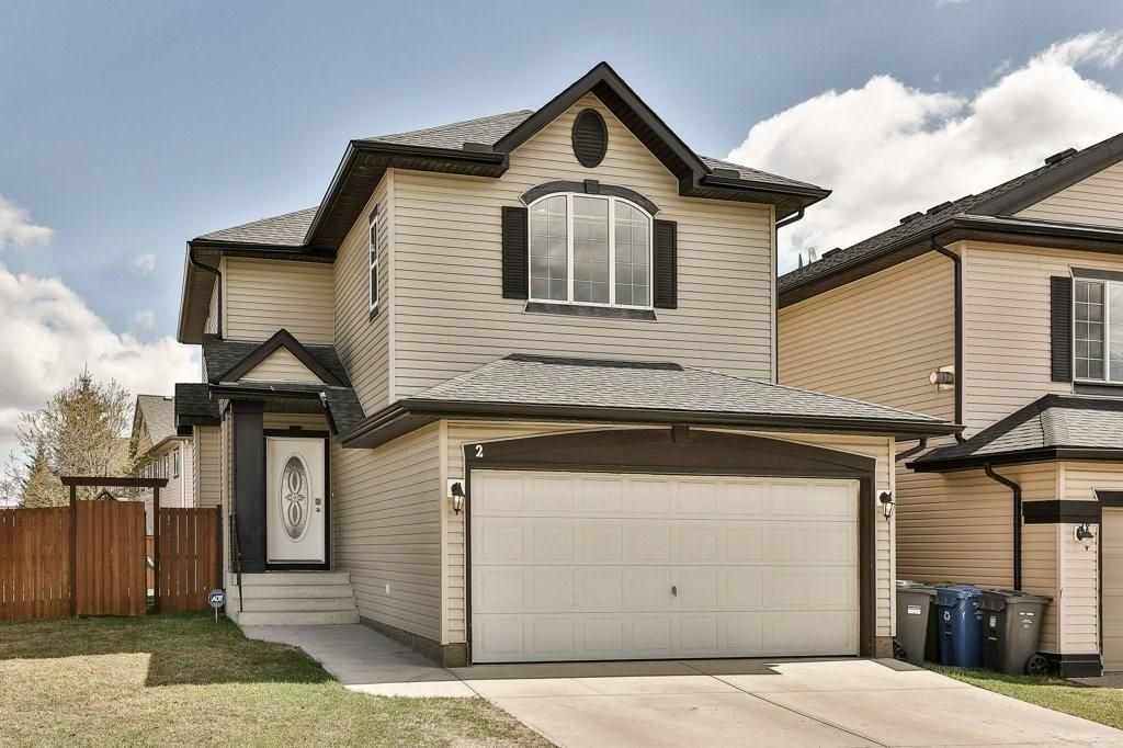 Wonderful 2 Storey Home on a massive corner lot in family friendly Citadel. Located across a playground and along the bus route to schools.