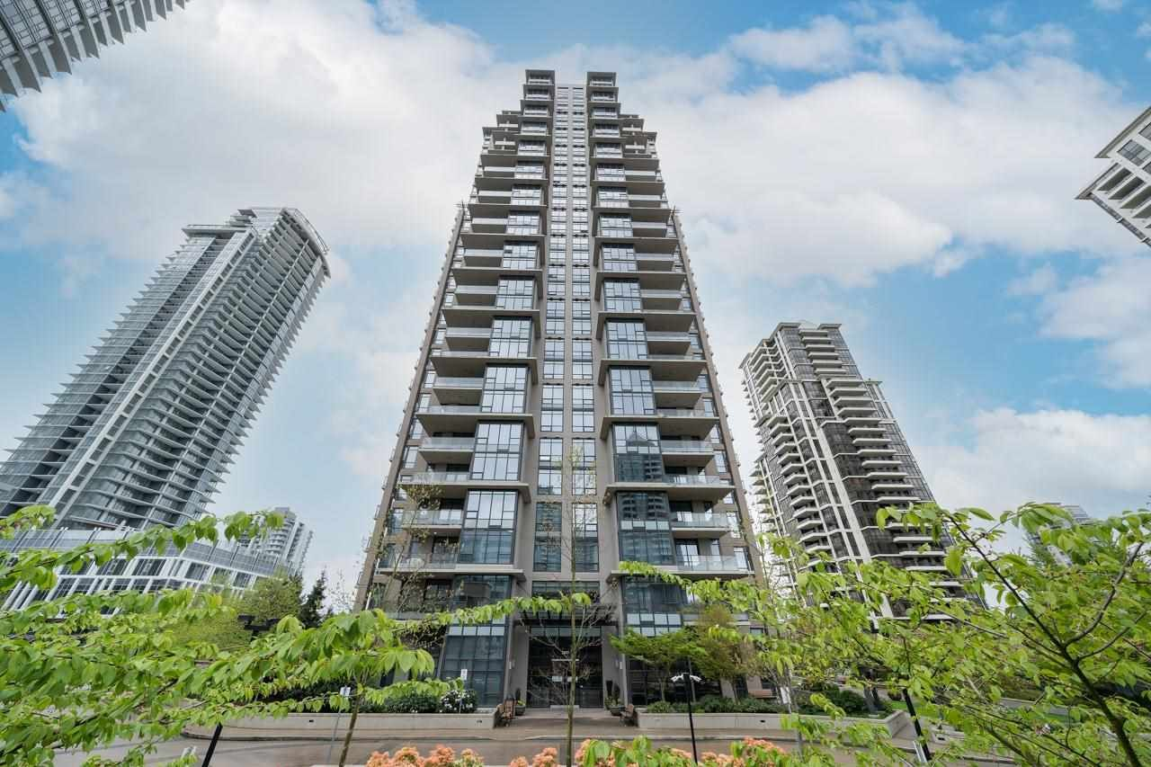 """Main Photo: 1902 2077 ROSSER Avenue in Burnaby: Brentwood Park Condo for sale in """"Vantage"""" (Burnaby North)  : MLS®# R2590007"""