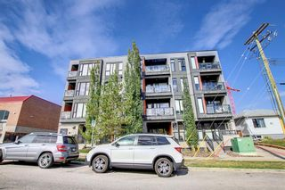 Photo 2: 207 414 Meredith Road NE in Calgary: Crescent Heights Apartment for sale : MLS®# A1150202
