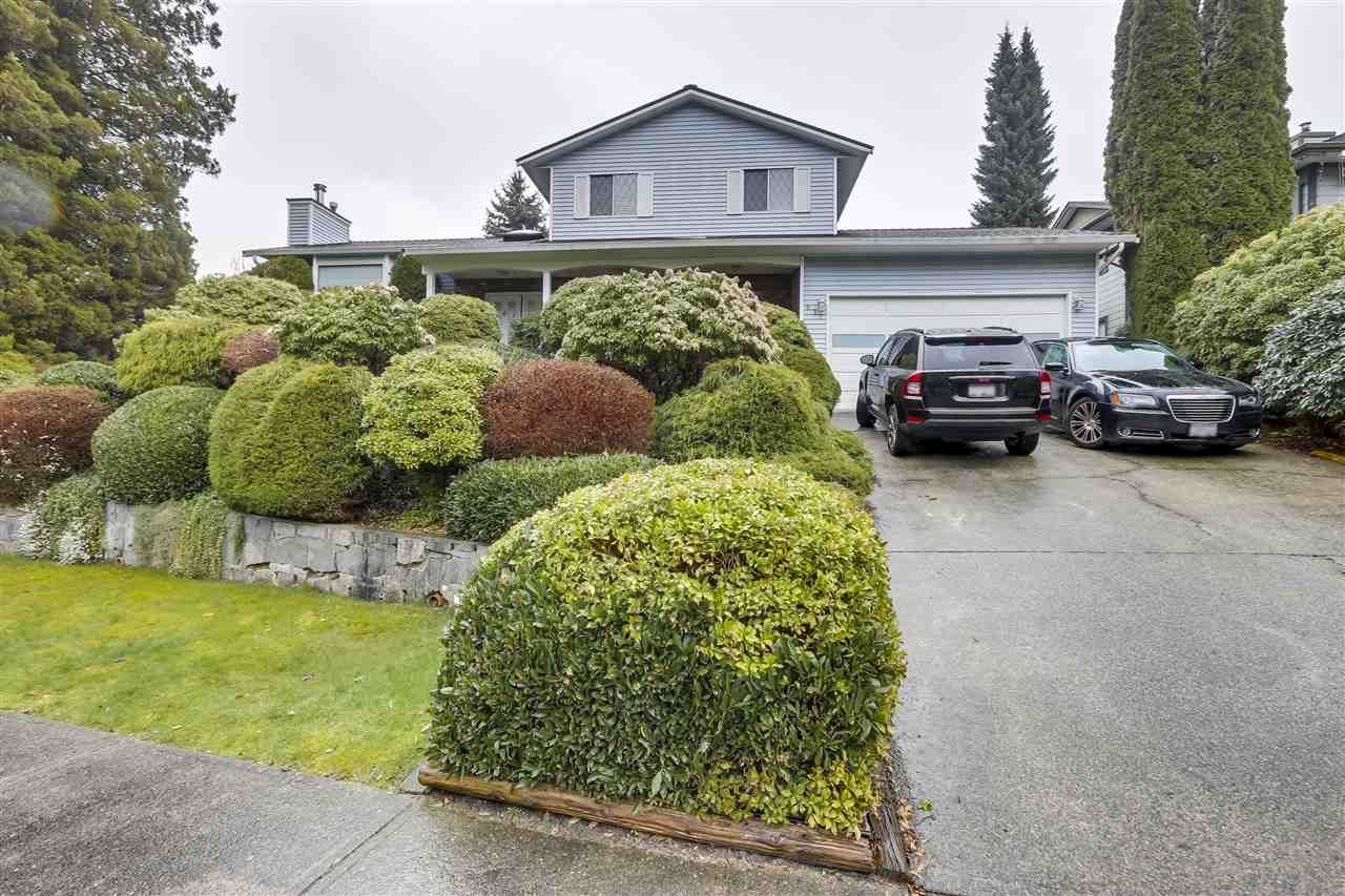 Main Photo: 817 SIGNAL Court in Coquitlam: Ranch Park House for sale : MLS®# R2554664