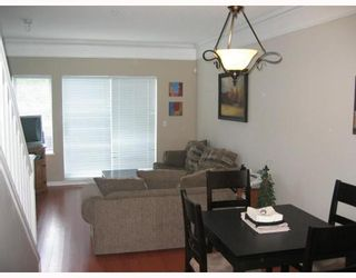 """Photo 5: 33 730 FARROW Street in Coquitlam: Coquitlam West Townhouse for sale in """"FARROW RIDGE"""" : MLS®# V658875"""