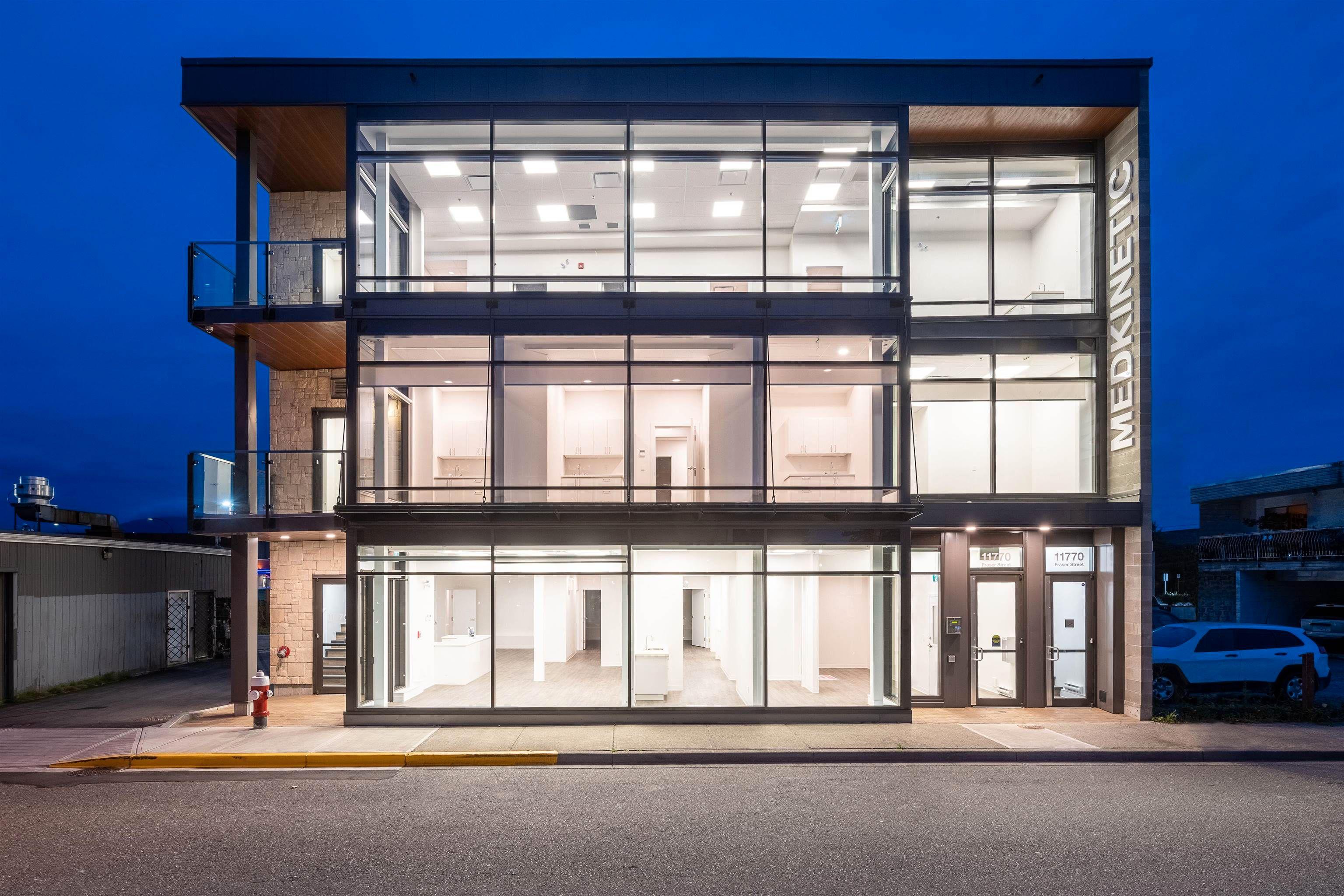Main Photo: 100 11770 FRASER STREET in Maple Ridge: East Central Office for lease : MLS®# C8039775