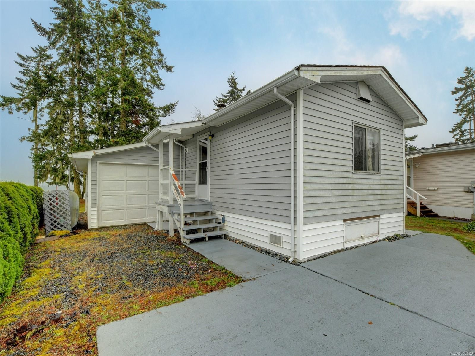Main Photo: 25 7871 West Coast Rd in : Sk Kemp Lake Manufactured Home for sale (Sooke)  : MLS®# 856820