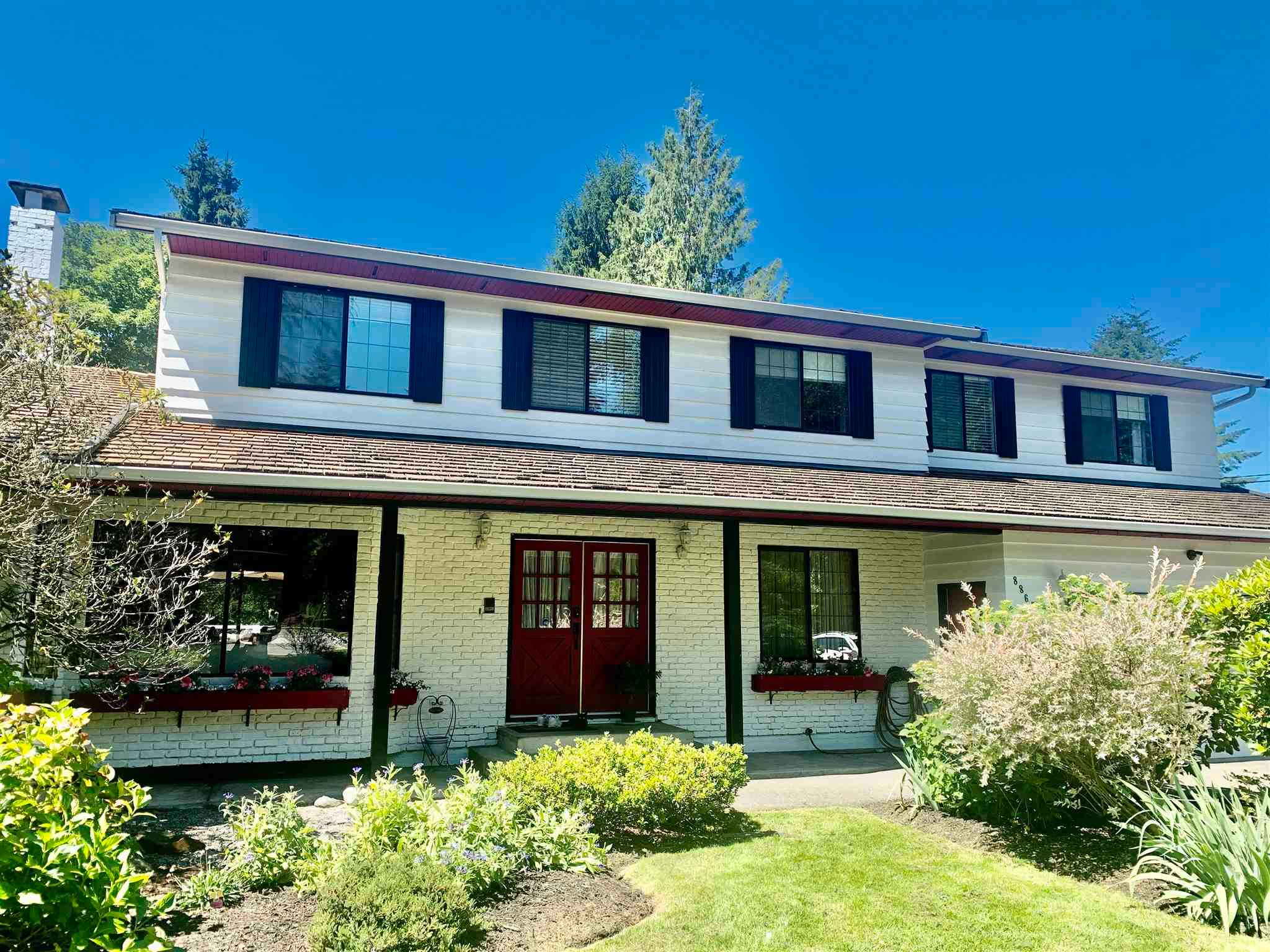 Main Photo: 8865 WRIGHT Street in Langley: Fort Langley House for sale : MLS®# R2596930