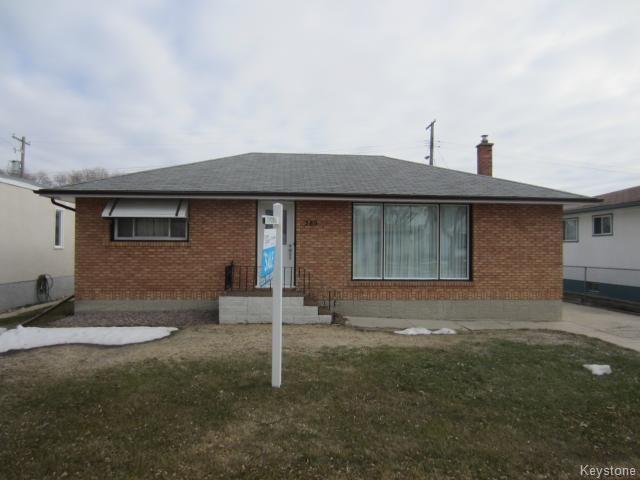 Main Photo: 389 Hartford Avenue in WINNIPEG: West Kildonan / Garden City Residential for sale (North West Winnipeg)  : MLS®# 1406906
