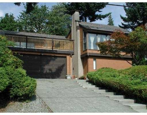 Main Photo: 92 WARRICK ST in Coquitlam: Cape Horn House for sale : MLS®# V553096