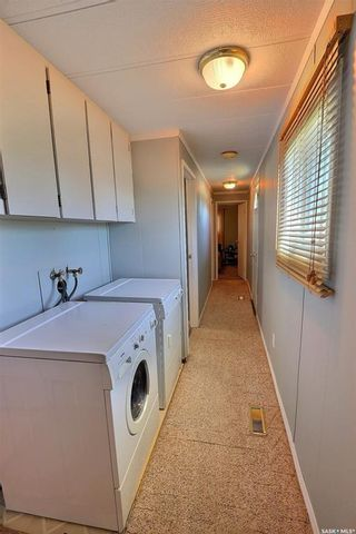 Photo 7: 136 Eastview Trailer Court in Prince Albert: South Industrial Residential for sale : MLS®# SK859935
