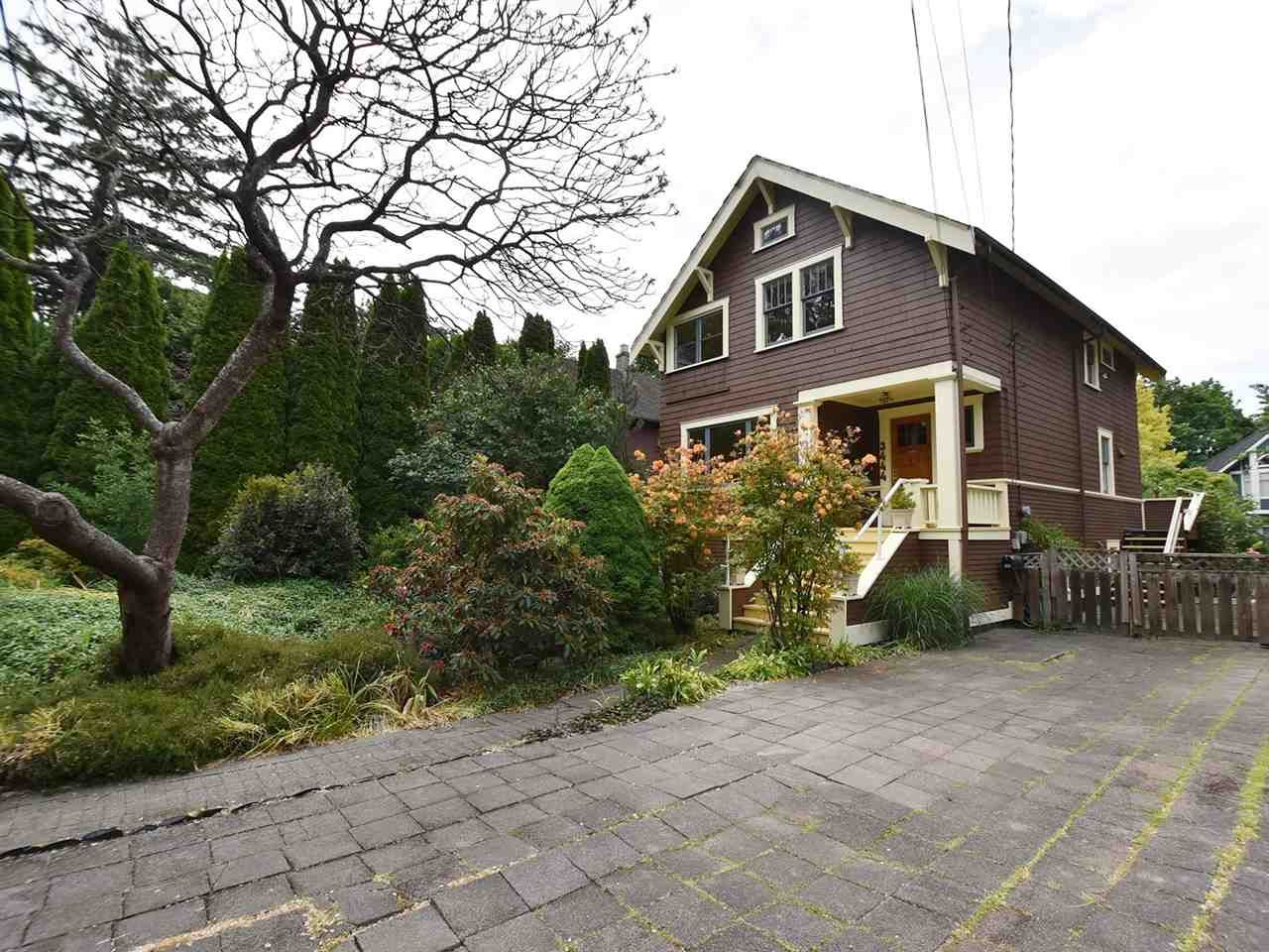 Main Photo: 3444 W 5TH Avenue in Vancouver: Kitsilano House for sale (Vancouver West)  : MLS®# R2071927