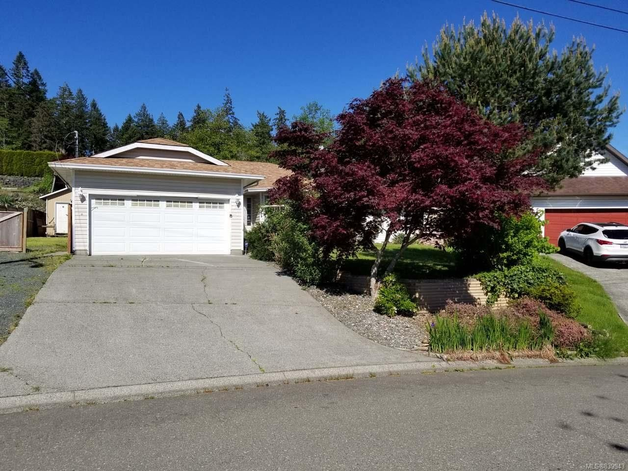 Main Photo: 1688 Aspen Way in CAMPBELL RIVER: CR Willow Point House for sale (Campbell River)  : MLS®# 839943