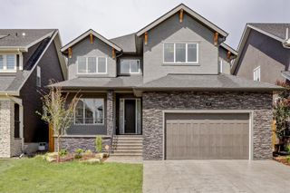 Photo 1: 105 Westland Crescent SW in Calgary: West Springs Detached for sale : MLS®# A1118947