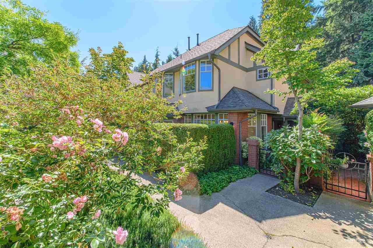 Main Photo: 35 5880 HAMPTON Place in Vancouver: University VW Townhouse for sale (Vancouver West)  : MLS®# R2480561