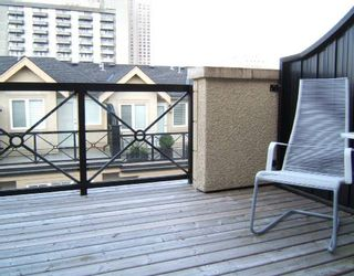 """Photo 10: 2951 LAUREL Street in Vancouver: Fairview VW Townhouse for sale in """"BROWNSTONE"""" (Vancouver West)  : MLS®# V702264"""