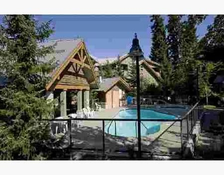 Photo 1: Photos: # 16 4388 NORTHLANDS BV in Whistler: House for sale : MLS®# V732675