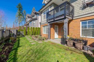 Photo 30: 3 3461 PRINCETON Avenue in Coquitlam: Burke Mountain Townhouse for sale : MLS®# R2561995