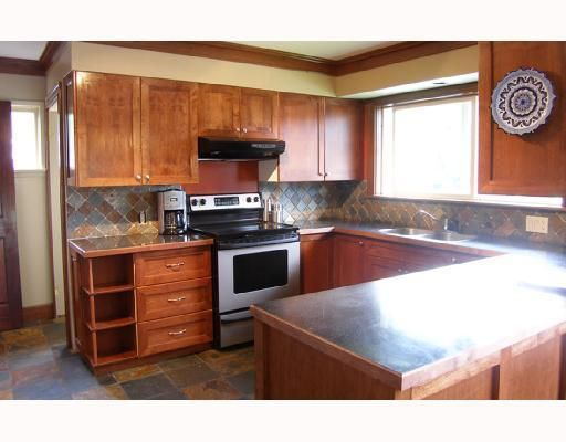 Main Photo: 38800 NEWPORT Road in Squamish: Dentville House for sale : MLS®# V709187