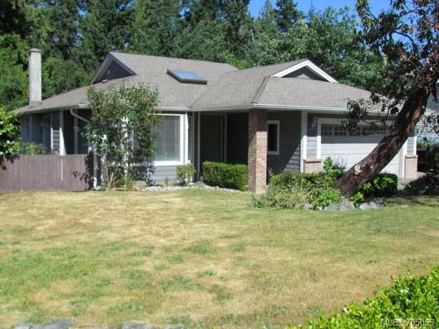 Main Photo: 254 EMERY Way in NANAIMO: Na University District House for sale (Nanaimo)  : MLS®# 705059