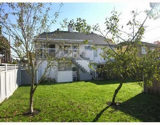 Photo 17: 1259 WHITSELL Avenue in Burnaby: Willingdon Heights House for sale (Burnaby North)  : MLS®# V674690