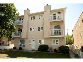 Photo 1: 220 Goulet Street in WINNIPEG: St Boniface Condominium for sale (South East Winnipeg)  : MLS®# 1215397