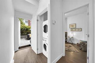"""Photo 17: 104 928 RICHARDS Street in Vancouver: Yaletown Townhouse for sale in """"The SAVOY"""" (Vancouver West)  : MLS®# R2459800"""