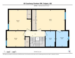 Photo 40: 85 Coachway Gardens SW in Calgary: Coach Hill Row/Townhouse for sale : MLS®# A1110212
