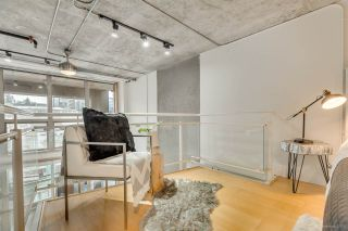"""Photo 20: 413 1529 W 6TH Avenue in Vancouver: False Creek Condo for sale in """"WSIX - South Granville Lofts"""" (Vancouver West)  : MLS®# R2435033"""