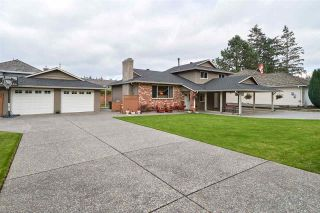 """Photo 1: 14911 24 Avenue in Surrey: Sunnyside Park Surrey House for sale in """"SHERBROOKE ESTATES"""" (South Surrey White Rock)  : MLS®# R2503437"""