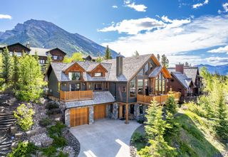 Photo 1: 812 Silvertip Heights: Canmore Detached for sale : MLS®# A1120458
