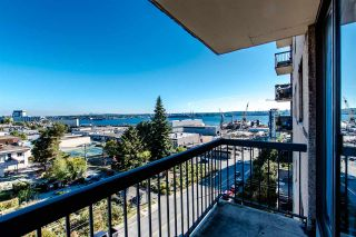 "Photo 10: 706 145 ST. GEORGES Avenue in North Vancouver: Lower Lonsdale Condo for sale in ""THE TALISMAN"" : MLS®# R2209830"