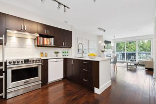 """Photo 1: 309 2628 YEW Street in Vancouver: Kitsilano Condo for sale in """"Connaught Place"""" (Vancouver West)  : MLS®# R2617143"""