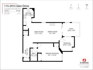 "Photo 26: 115 2915 GLEN Drive in Coquitlam: North Coquitlam Condo for sale in ""Glenborough"" : MLS®# R2615953"