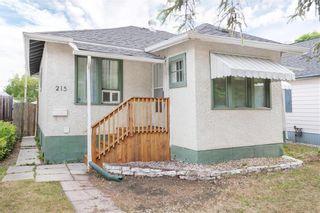 Photo 1: 215 Neil Avenue in Winnipeg: Residential for sale (3D)  : MLS®# 202116812