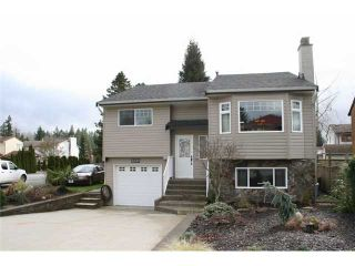 Photo 1: 3230 CHROME CR in Coquitlam: New Horizons House for sale : MLS®# V931965