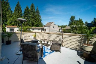 """Photo 20: 34 2986 COAST MERIDIAN Road in Port Coquitlam: Birchland Manor Townhouse for sale in """"MERIDIAN GARDENS"""" : MLS®# R2380834"""