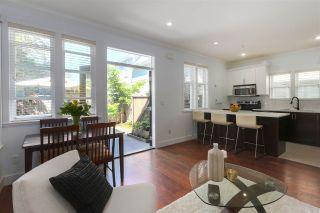 "Photo 4: 4461 WELWYN Street in Vancouver: Victoria VE 1/2 Duplex for sale in ""WELWYN MEWS"" (Vancouver East)  : MLS®# R2379938"
