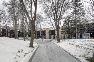 Photo 16: 102 1 Snow Street in Winnipeg: University Heights Condominium for sale (1K)  : MLS®# 1730024