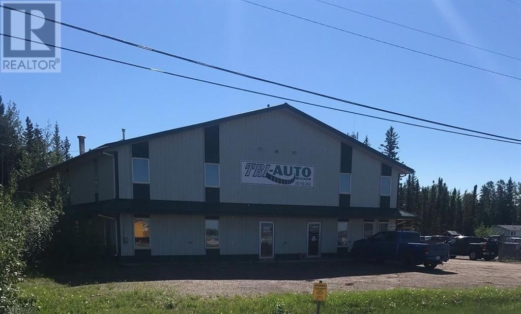 Main Photo: #49 Banff Avenue in Rainbow Lake: Industrial for sale : MLS®# A1151074