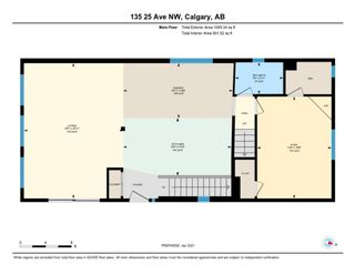 Photo 35: 135 25 Avenue NW in Calgary: Tuxedo Park Detached for sale : MLS®# A1094947