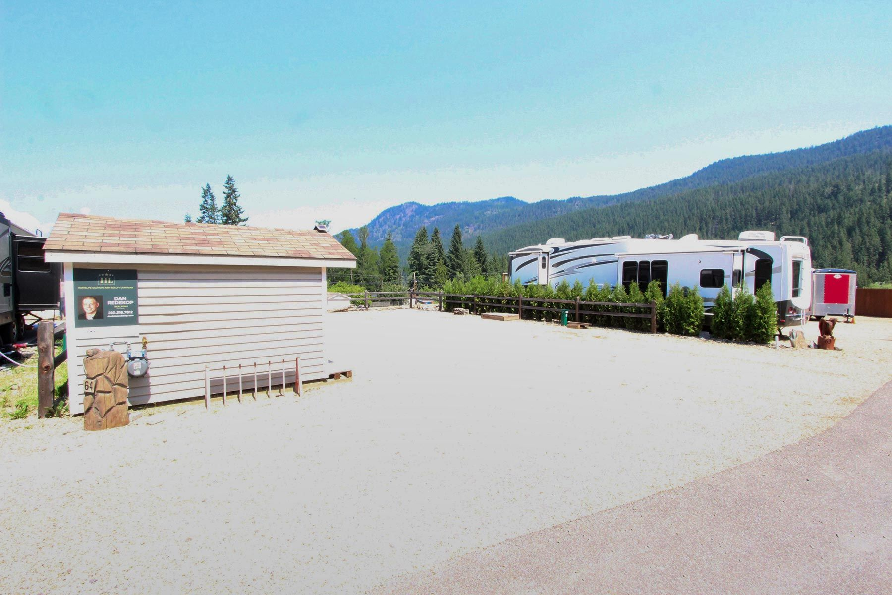 Main Photo: C64 2698 Blind Bay Road: Blind Bay Vacant Land for sale (South Shuswap)  : MLS®# 10232380